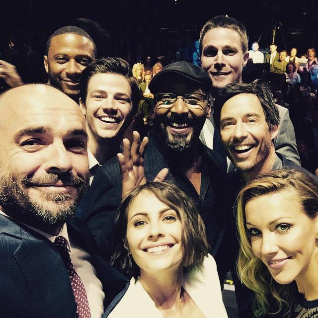 CW Upfront 2015