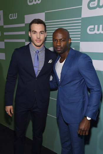 CW Upfront 2015: Containment