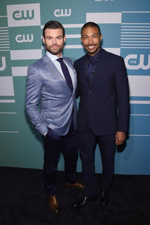 CW Upfront 2015: Первородные