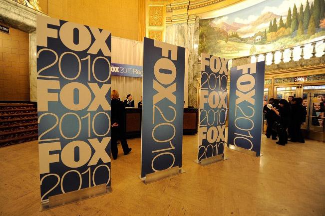 Fox Upfront 2010