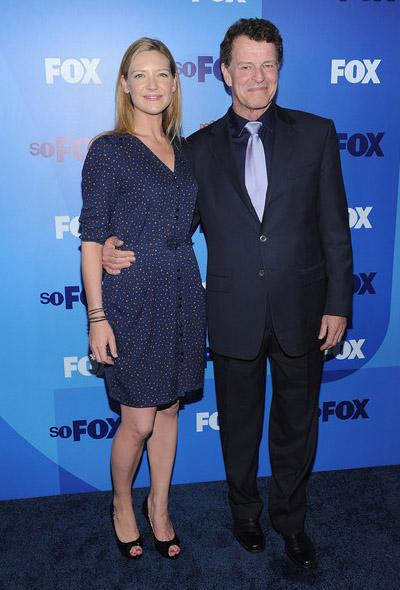 Fox Upfront 2011: Анна Торв, Джон Нобл