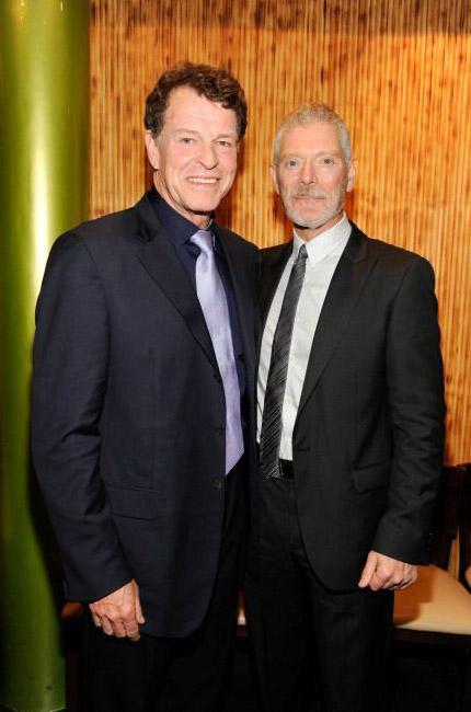 Fox Upfront 2011: Джон Нобл, Стивен Лэнг
