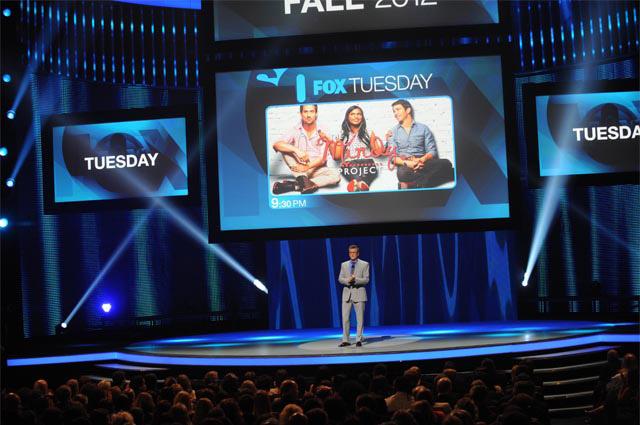 Fox Upfront 2012