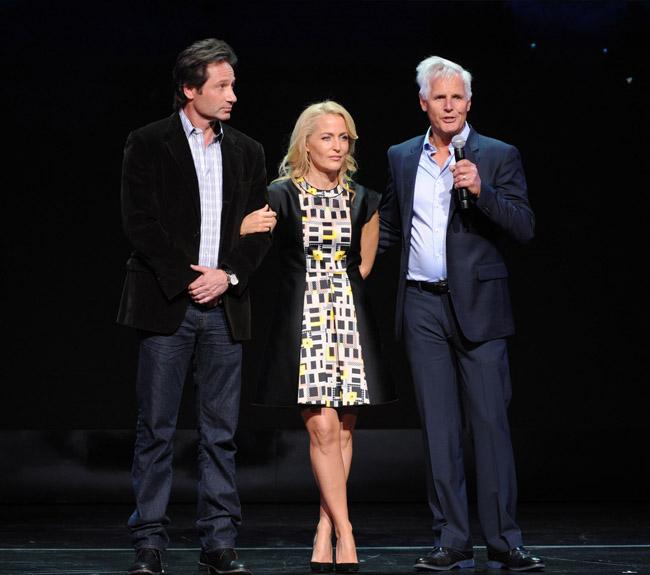 Fox Upfront 2015: Секретные Материалы