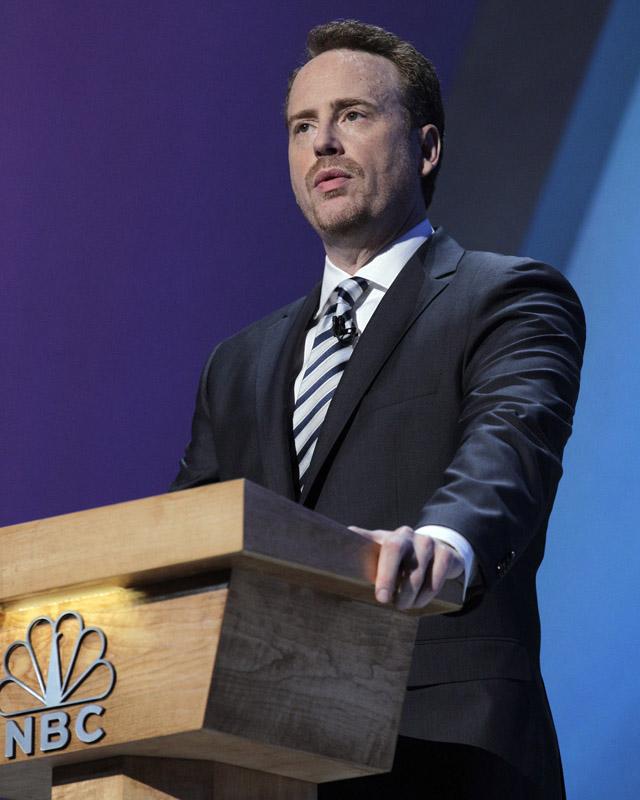 NBC Upfront 2012
