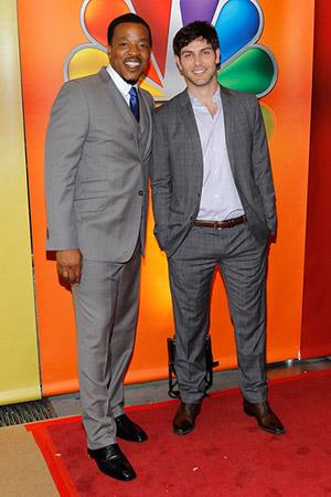 NBC Upfront 2012: Гримм