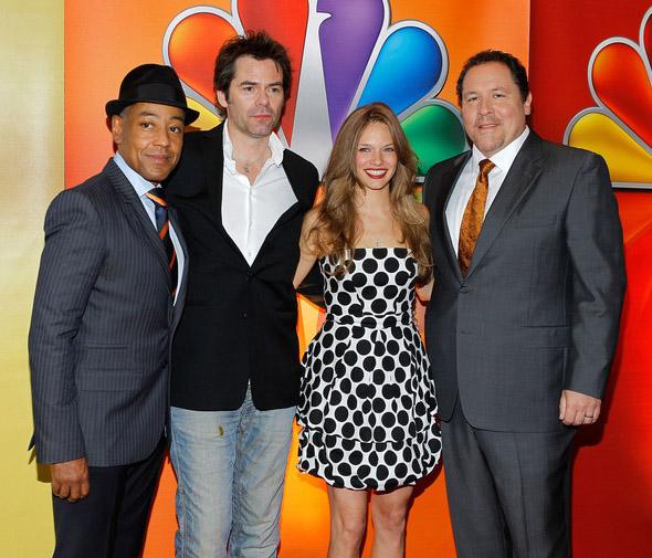 NBC Upfront 2012: Revolution