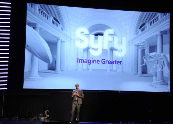 Syfy Upfront 2012