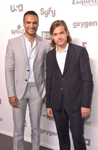 Syfy Upfront 2015: The Magicians